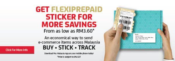 POS Malaysia Tracking