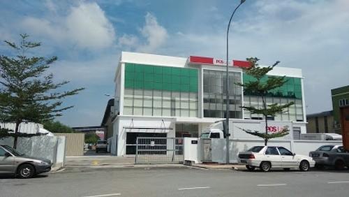 Pos Laju Balakong
